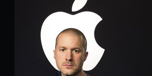 Apple-Chefdesigner zum Ritter geschlagen