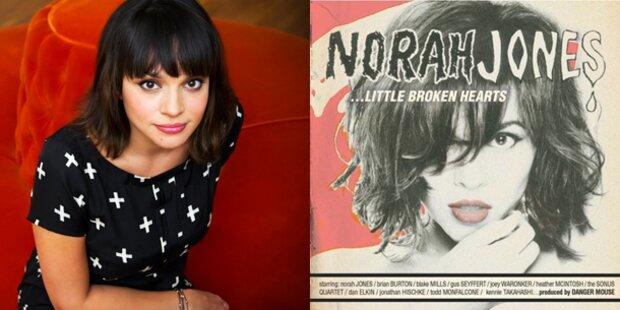 Neue Platte: Norah Jones verarbeitet Trauer