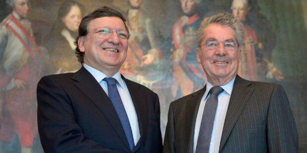Opernliebhaber Barroso zu Kurzbesuch in Wien