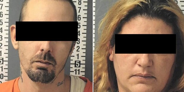 Horror-Paar ließ Kinder fast verhungern