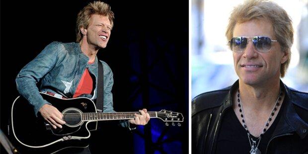 Bon Jovi verspricht Megashow für Wien