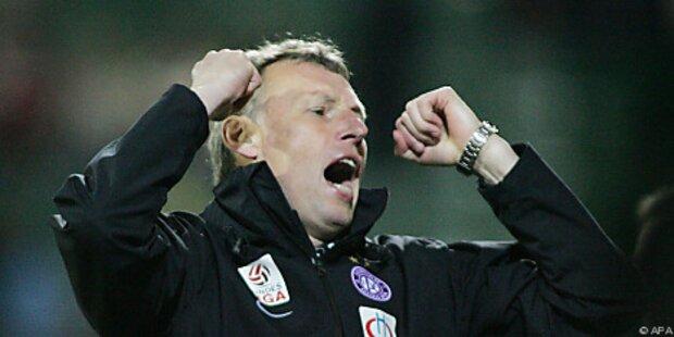 Austria verlängert Vertrag mit Trainer Daxbacher