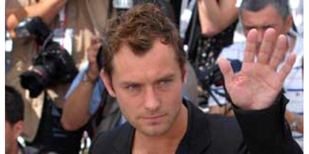 Jude Law wurde festgenommen