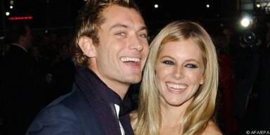 Jude und Sienna sind wieder ein Paar