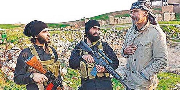 »IS macht aus lieben Kindern eiskalte Killer«