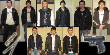 iPhone-Bande: Alle haben Asyl