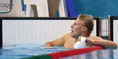 Rätsel-Raten um Schwimm-Ass Jukic