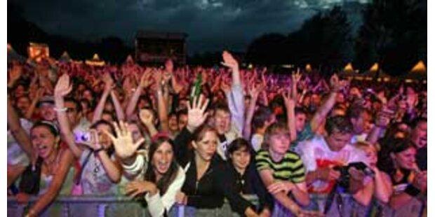 Donauinselfest: Countdown läuft