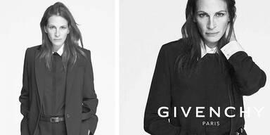 Julia Roberts für Givenchy