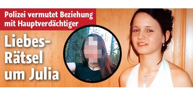 Liebes-Rätsel um verschwundene Julia