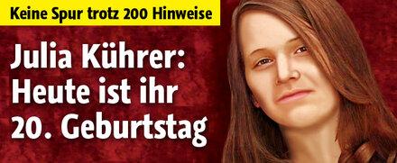 Julia Kührers 20. Geburtstag