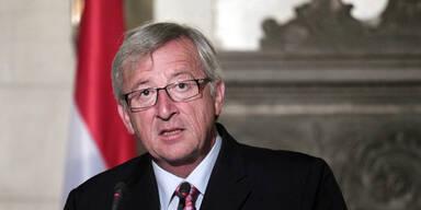 Dreierkoalition bremst Juncker aus