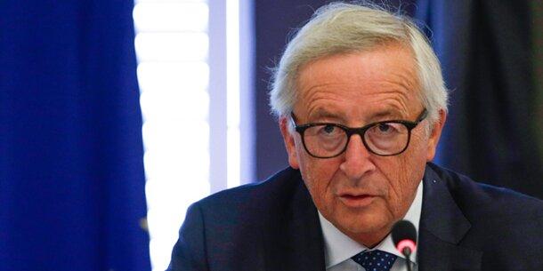 Juncker schießt gegen Österreich