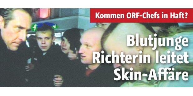 Junge Richterin leitet Verfahren gegen ORF
