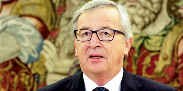 Juncker will Europa- Armee gegen Russland