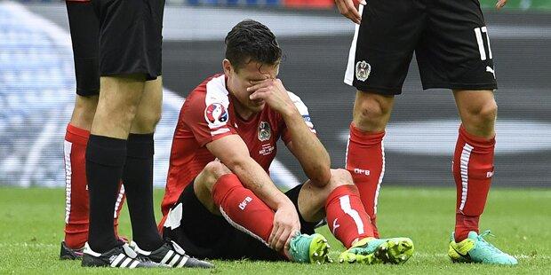 Fix: Junuzovic fällt für Portugal-Spiel aus