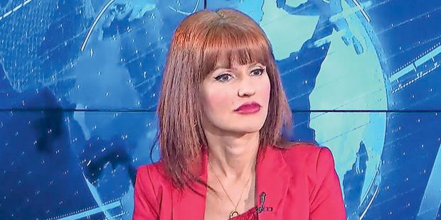 Juristin Liane Hirschbrich