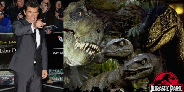 Josh Brolin hat es auf Jurassic Park abgesehen