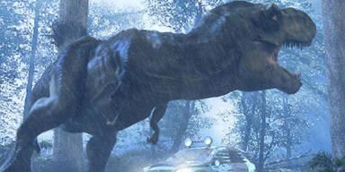 """""""Jurassic Park"""": Spielberg lässt seine Dinosaurier in 3D auferstehen"""