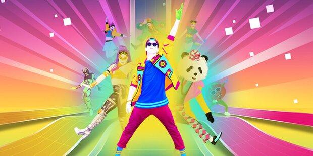 Shaken mit Bruno Mars, Super Mario und Shakira