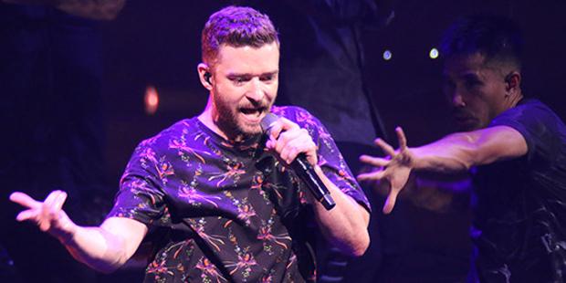 Timberlake Wiener Stadthalle Wien