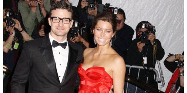 Timberlake & Biel: Krise überwunden