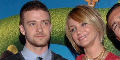 Justin Timberlake & Cameron Diaz