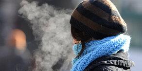 Eiskalt: Österreich friert bei Minus 22 Grad