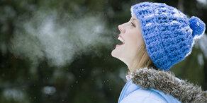 Kälte: Jetzt kommt der Frost
