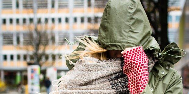 Kälte: Caritas hilft mit Kältetelefon