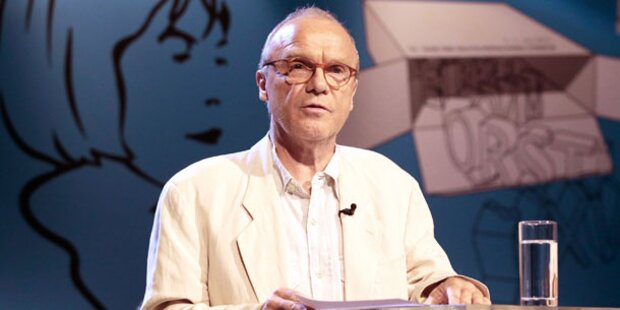 Michael Köhlmeier liest bei O-Töne