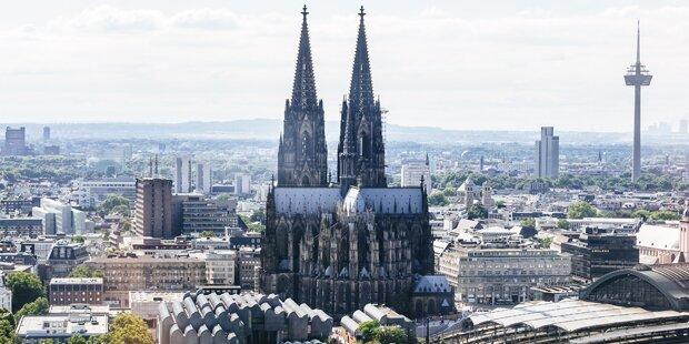 Verdächtiger Besucher: Kölner Dom evakuiert