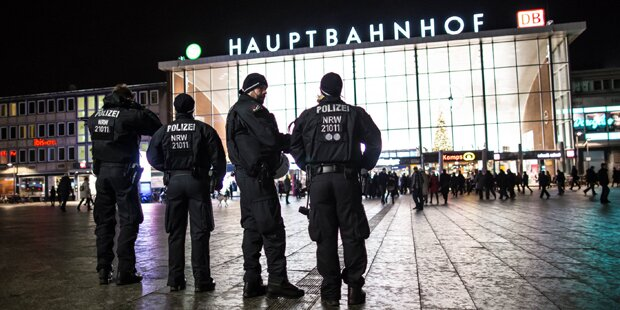 Kölner Silvesternacht: Erster Sex-Täter angezeigt