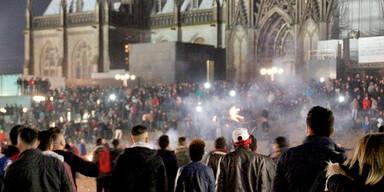 Schon wieder Sex-Übergriffe in Köln zu Silvester