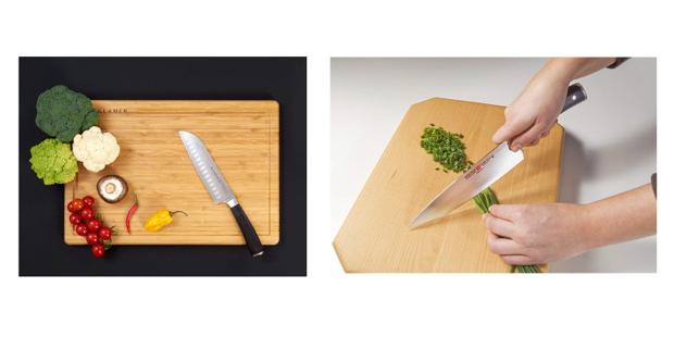 Küchenmesser - Vergleich