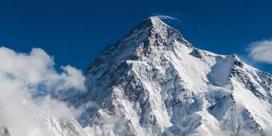 Sohn findet Leiche von Vater auf dem K2