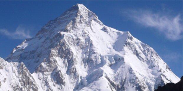 Nicht nur Kaltenbrunner scheiterte am K2