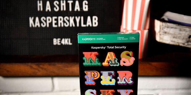 Peinlich: Datenleck in Kaspersky-Virenschutz