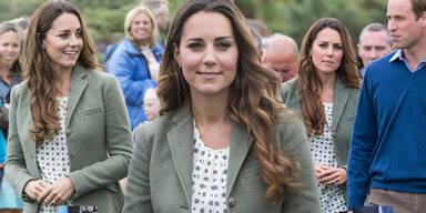 Herzogin Kate tritt wieder auf