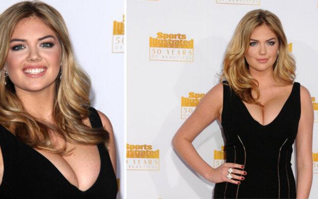 Kate Upton mag ihre 75D-Brüste nicht