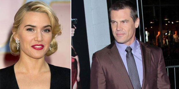"""Kate Winslet: """"Josh kann gut Kuchen backen"""""""