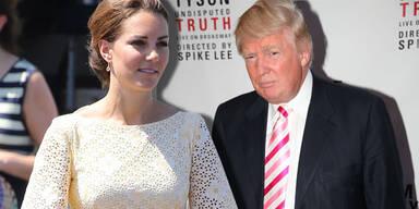 Kate, Donald Trump