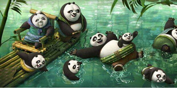 Kinotipp: Kung Fu Panda 3