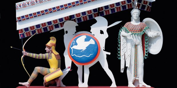 KHM zeigt  göttliche Skulpturen aus der Antike