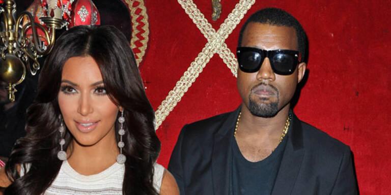 Kim und Kanye West jetzt ein Paar?