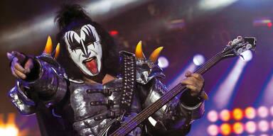 """""""Rock in Vienna"""" mit KISS als Finale"""