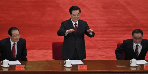 KP Chinas: Wird Parteitag verschoben?