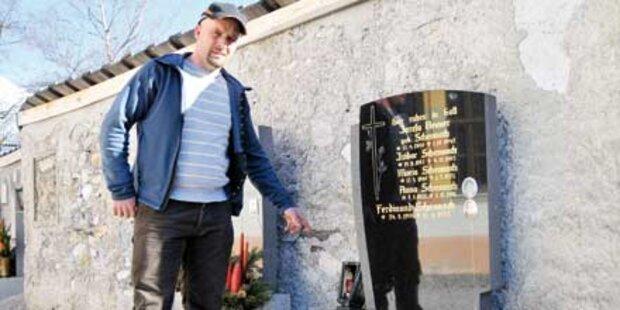Postler stoppte Friedhof-Vandalen