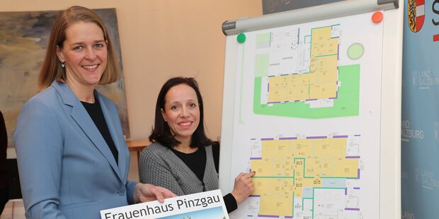 Neues Frauenhaus im Pinzgau