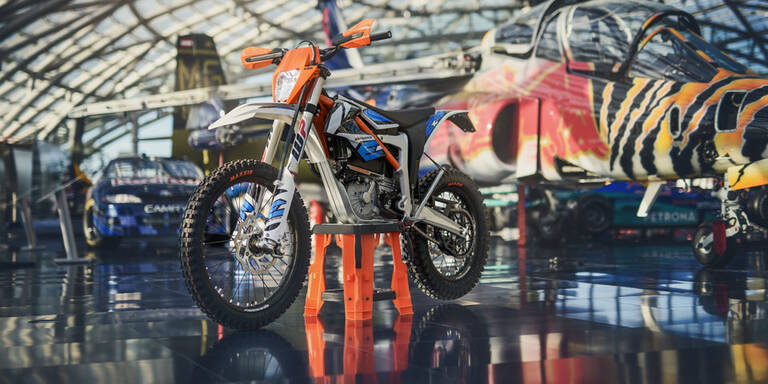 Neue KTM-Plattform für E-Zweiräder